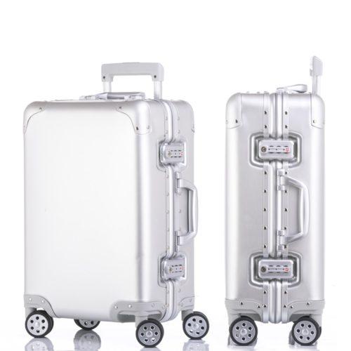 Aluminum Luggage Lightweight Suitcase