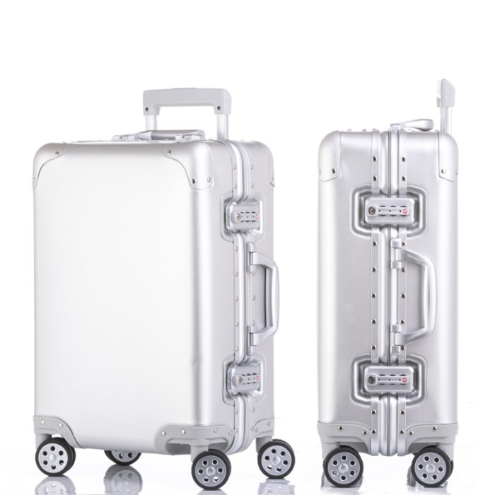 Aluminum Luggage Lightweight Suitcase