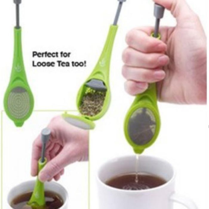 Tea Strainer Loose Leaf Filter Infuser