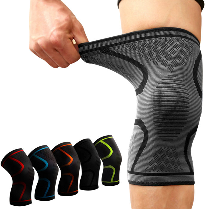 Support Knee Guards Running Nylon Pads
