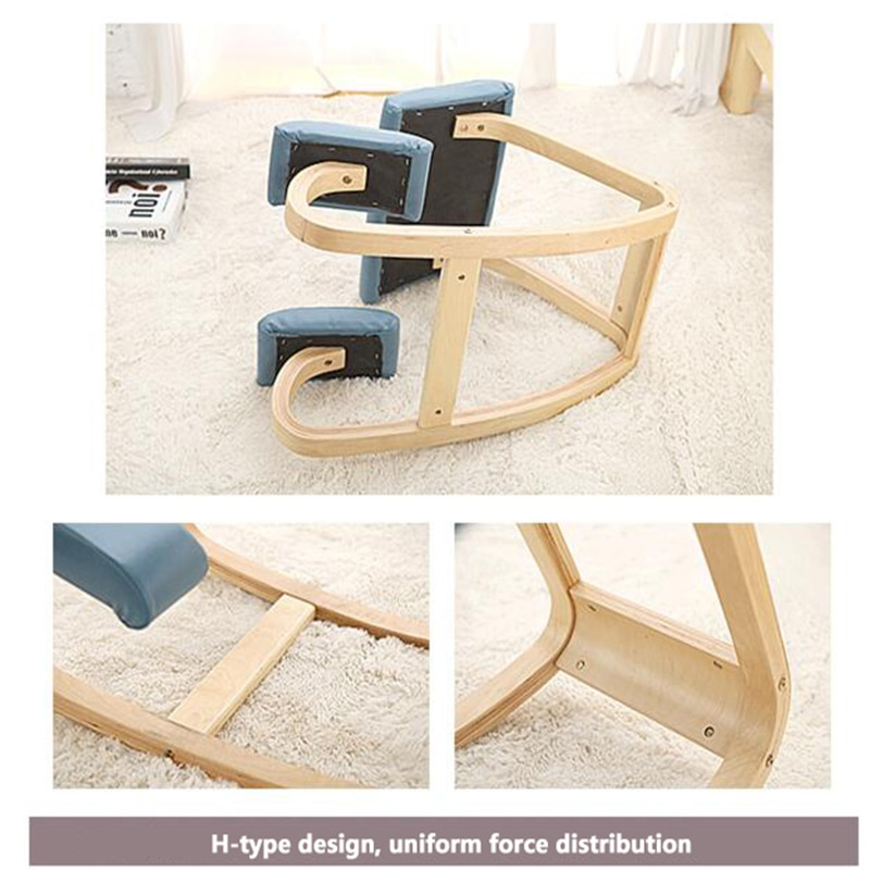 Kneeling Chair Posture Rocking Stool