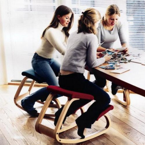 Kneeling Chair Posture Rocking Stool