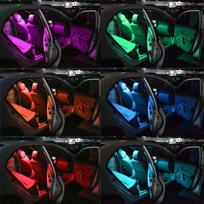 Interior Car Lights LED Remote Bulbs