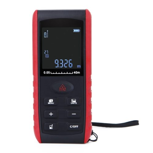40m Laser Range Finder Digital Distance Meter