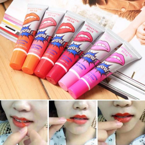 Waterproof Peel Off Lip Stick