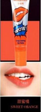 Waterproof Peel Off Lip Stick