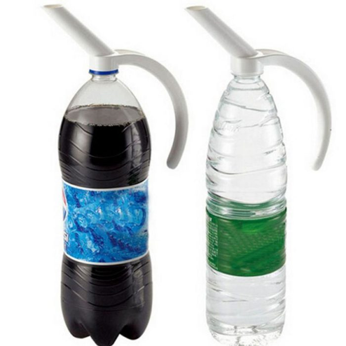 Bottle Pourer Plastic Soda Spout