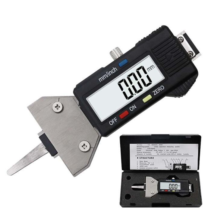 Tire Pressure Gauge Digital Measuring