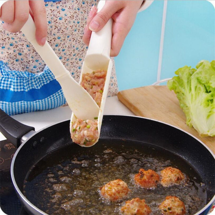 Meatball Maker Food Ball Manual Tool
