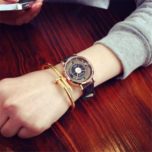 Unisex Casual Watch Stylish Accessory