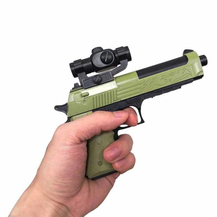 DIY Assembly Realistic Toy Gun