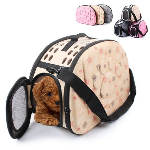 Travel Pet Carrier Soft Bag