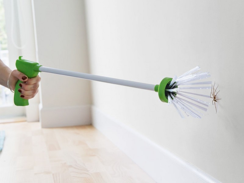 Easy Squeeze Spider Catcher Life Changing Products