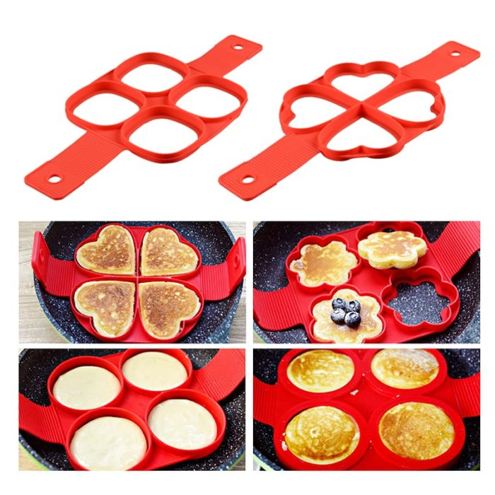 silicone pancake mold