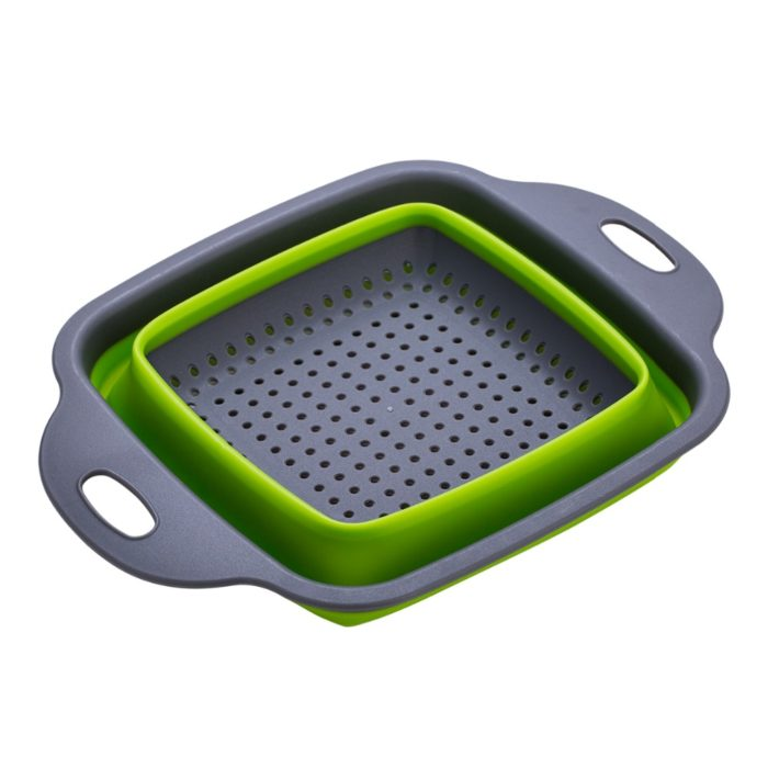 Kitchen Collapsible Colander Set