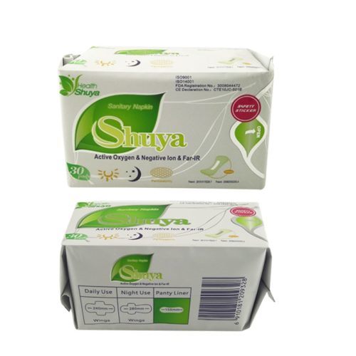 Women Healthy Negative Ion Napkin