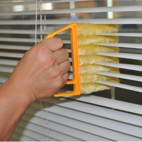 Window Blind Cleaner Microfiber Brush