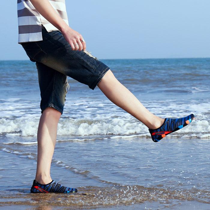 Aqua Shoes Sneakers Outdoor Footwear