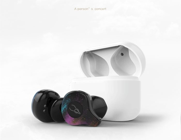 Wireless Bluetooth Earbuds Waterproof Earphone