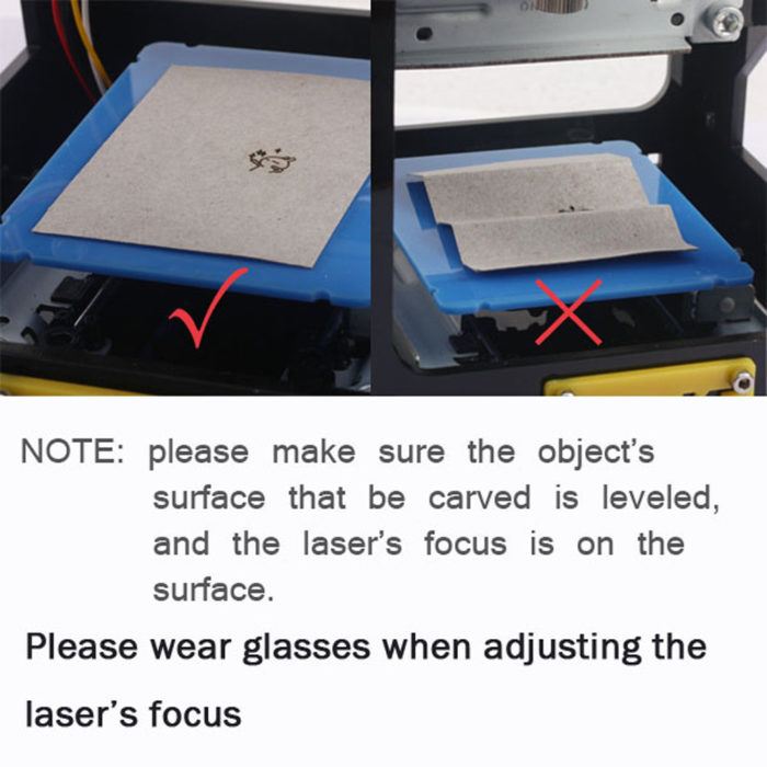 Laser Engraving Machine Automatic Printer