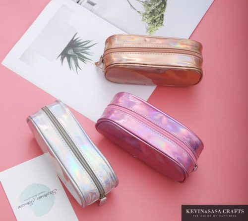 Holographic Purse Cute Pencil Case