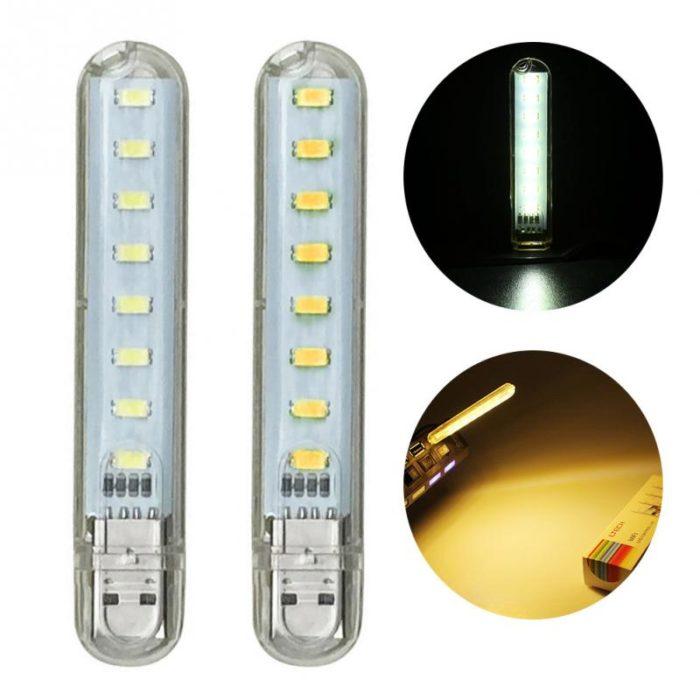 USB Light Portable Lamp Nightlight Device