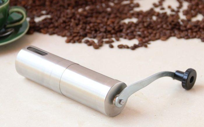 Manual Coffee Grinder Stainless Steel
