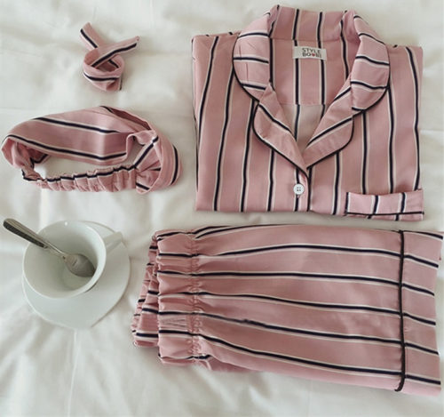 Women Pajama Sets Casual Sleepwear