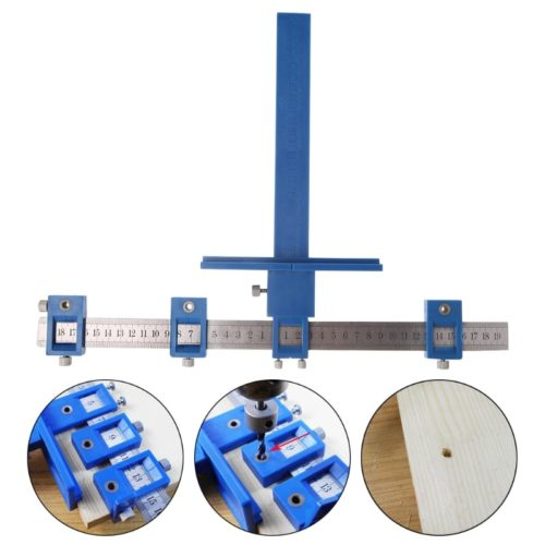 Drill Jig Guide Punch Locator Tool