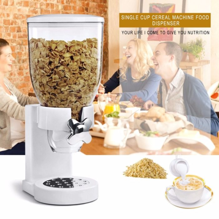 Cereal Dispenser Dry Food Container