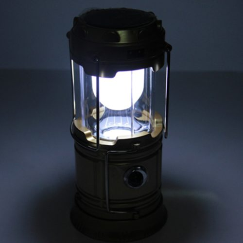 LED Camping Light Solar Lamp