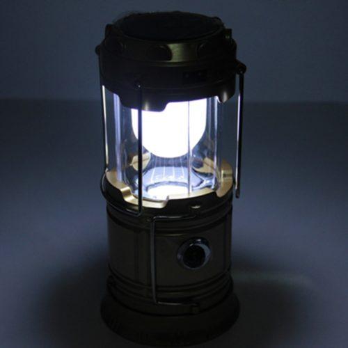 LED Camping Light Solar Lamp