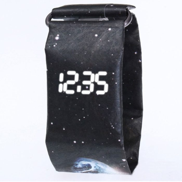 Paper Watch Creative Smart Wristband