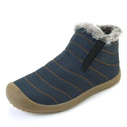 Casual Slip-on Waterproof Boots