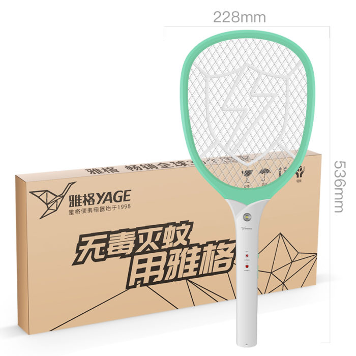 Racket Electric Fly Swatter Insect Killer