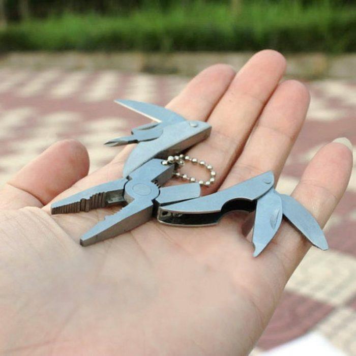 Pocket Multi-Tool Folding Plier