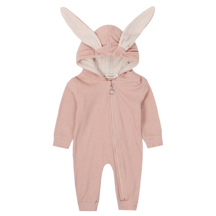 Cute Cartoon Baby Rompers