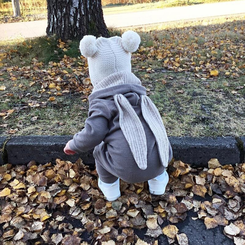 Cute Rompers For Baby With Animals For Girl And Boy