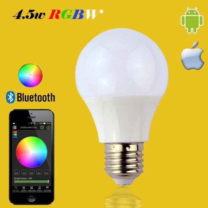 Color Changing Smart Light Bulbs