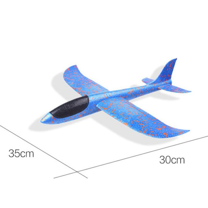 Hand Throw Flying Glider Plane Toy