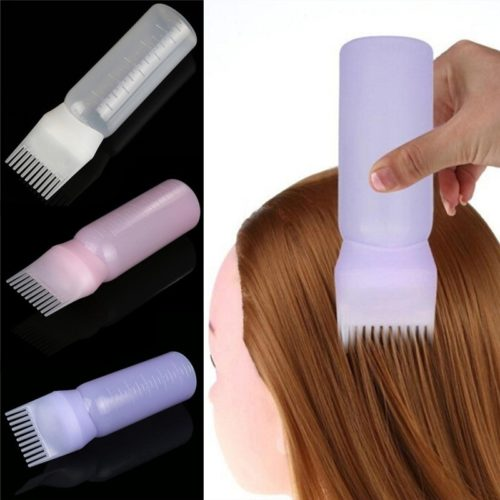 Hair Dye Bottle Brush Applicator