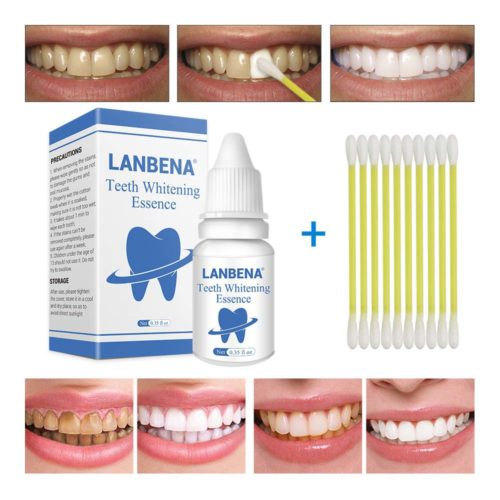 Teeth Bleaching Cleaning Serum