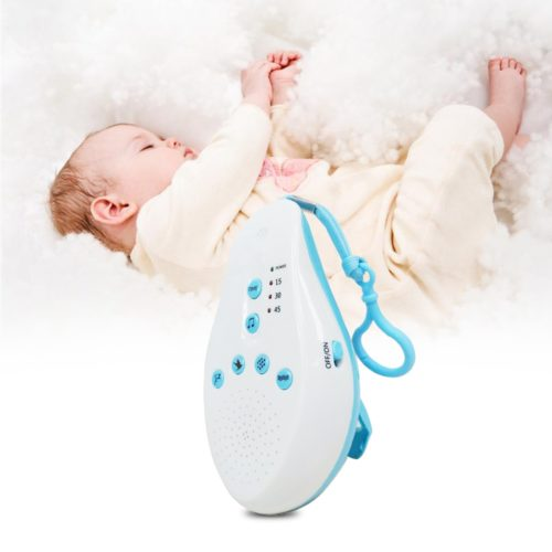 Auto-off Timer Audio Baby Monitor