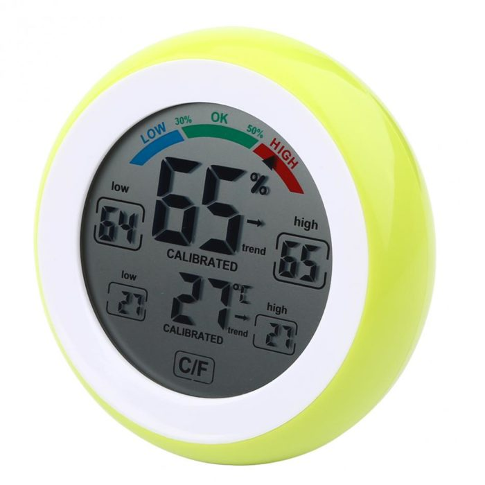 Wireless Digital Thermometer and Hygrometer