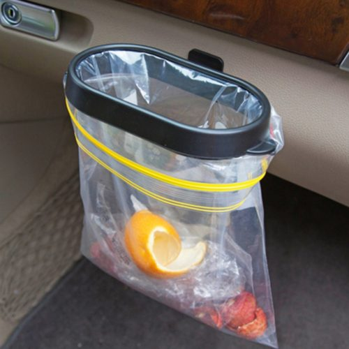 Car Organizer Clear Trash Bag