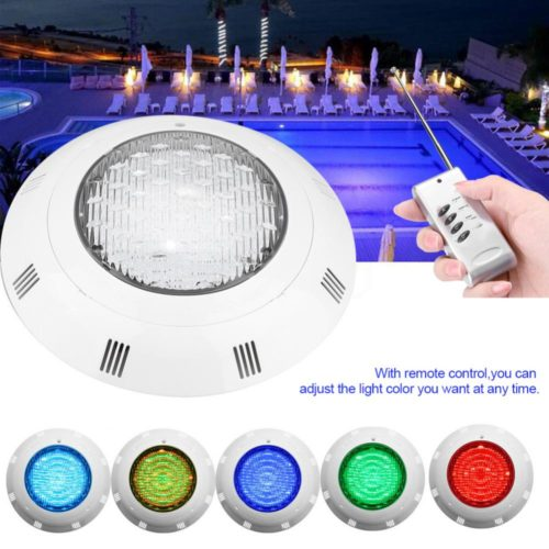 Underwater Multi-color Pool Lights