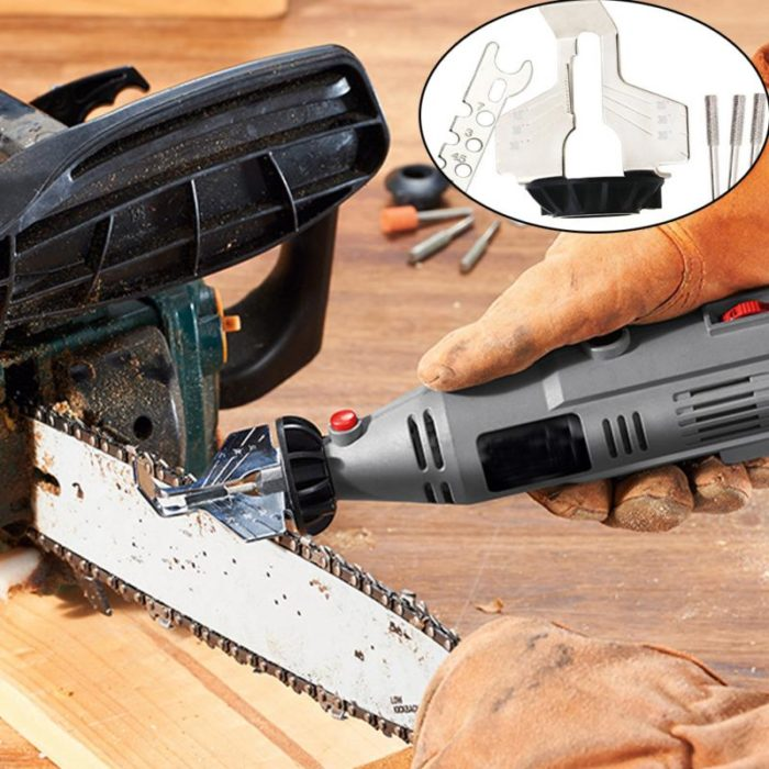 Chainsaw Sharpener Saw Sharpening Tool