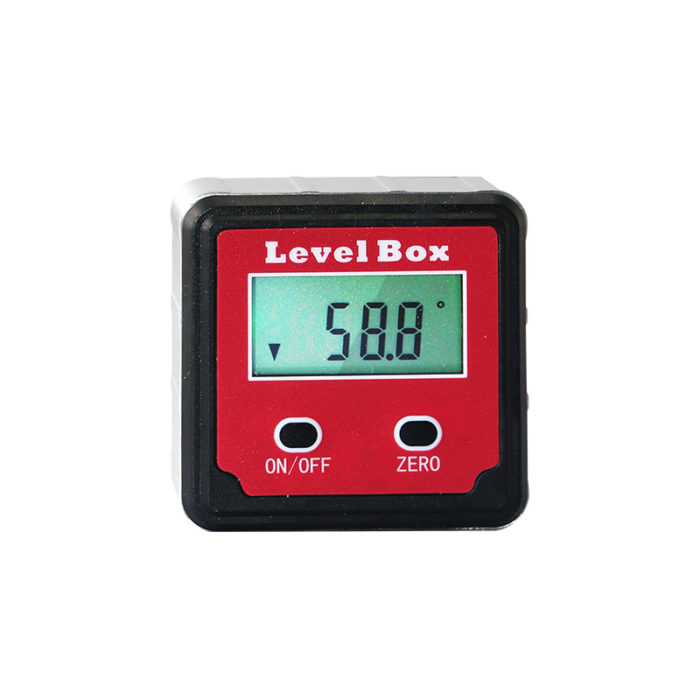 Durable Digital Inclinometer Level Tool
