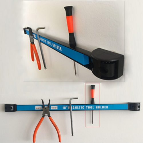 Magnetic Tool Holder Rack Bar
