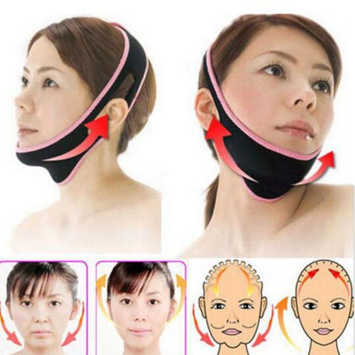 3D Face-Lift Facial Tools